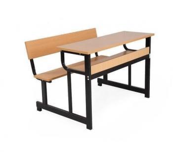 Bàn học sinh liền ghế BHS-16-01
