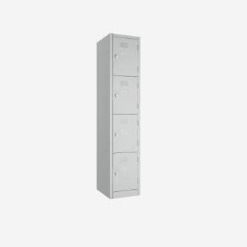 Tủ locker 4 ngăn LK-4N-01-1
