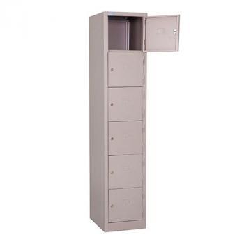 Tủ sắt locker 6 ngăn LK-6N-01-1