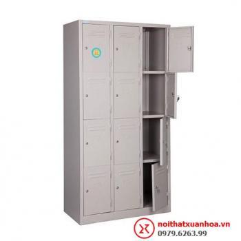Tủ sắt locker 12 ngăn LK-12N-03-1