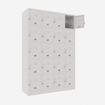 Tủ sắt locker 20 ngăn LK-20N-04-1