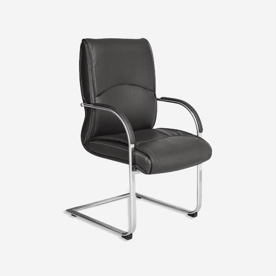 GM4401 | Ghế phòng họp chân quỳ GM-44-01 | Ghế chân quỳ