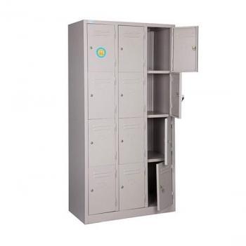 Tủ sắt locker 12 ngăn LK-12N-03