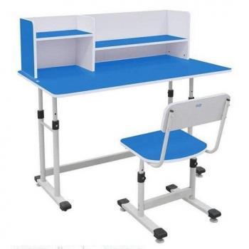 Bộ bàn ghế học sinh BHS-13-07 XG màu xanh